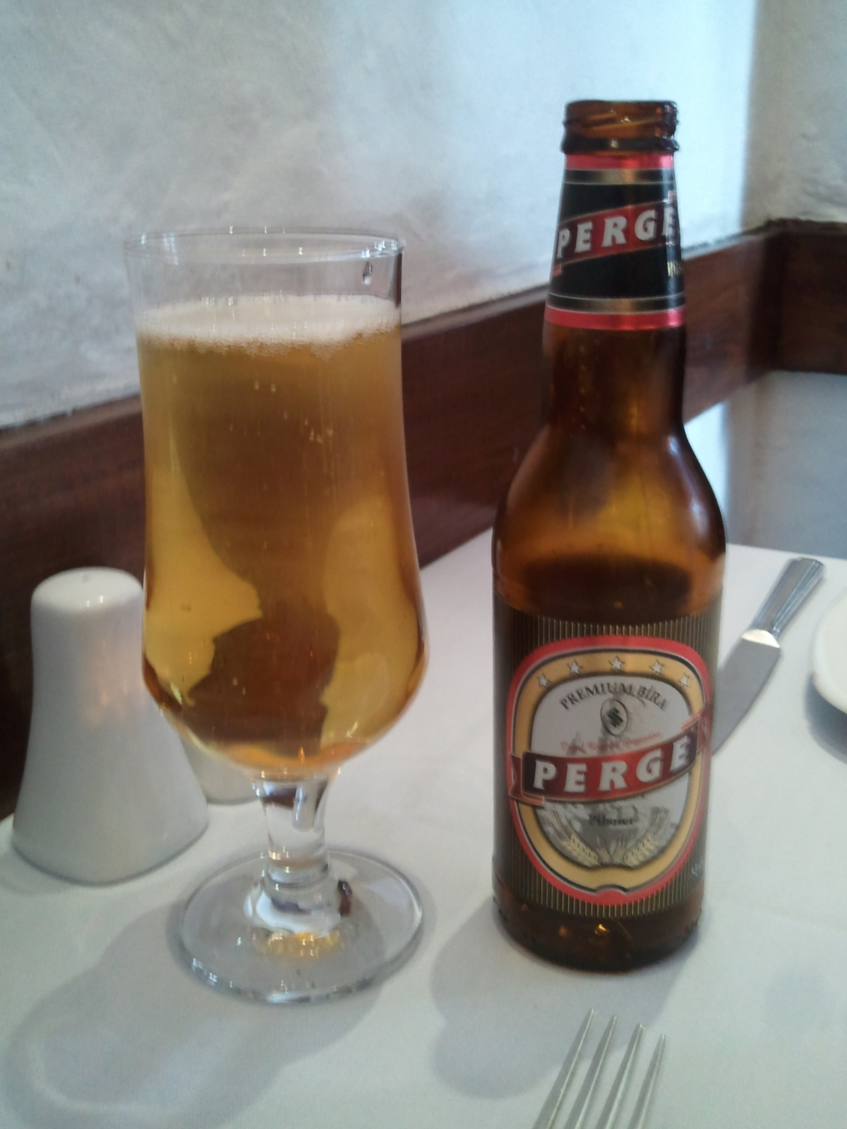 Perge Pilsner: Turkish delight