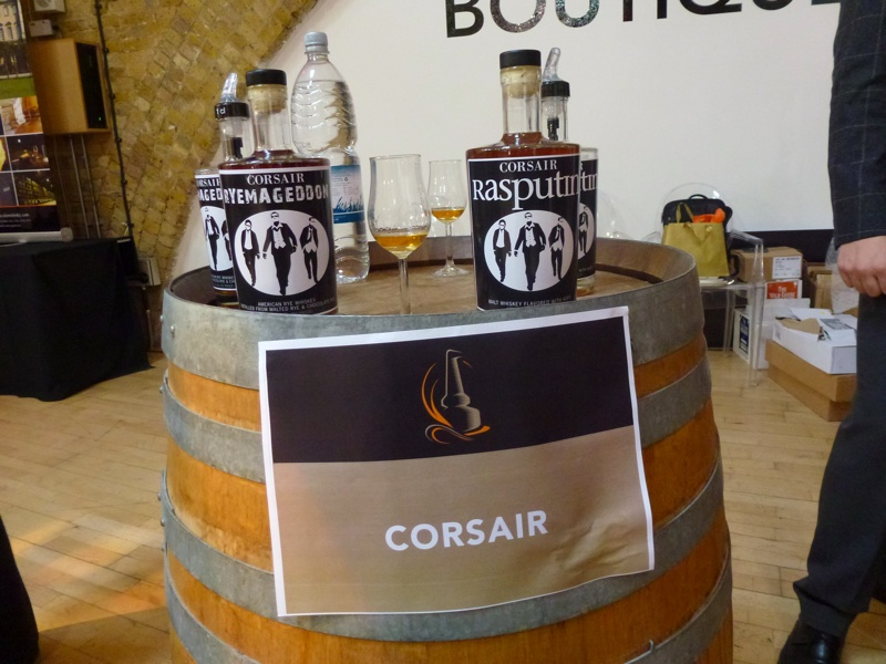 Corsair has a buccaneering spirit