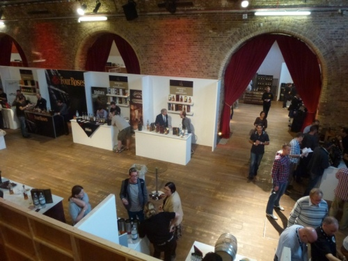 Inside TWE Whisky Show