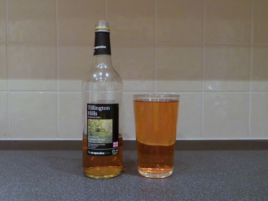 Supermarket sweep: Co-op Tillington Hills Premium Cider