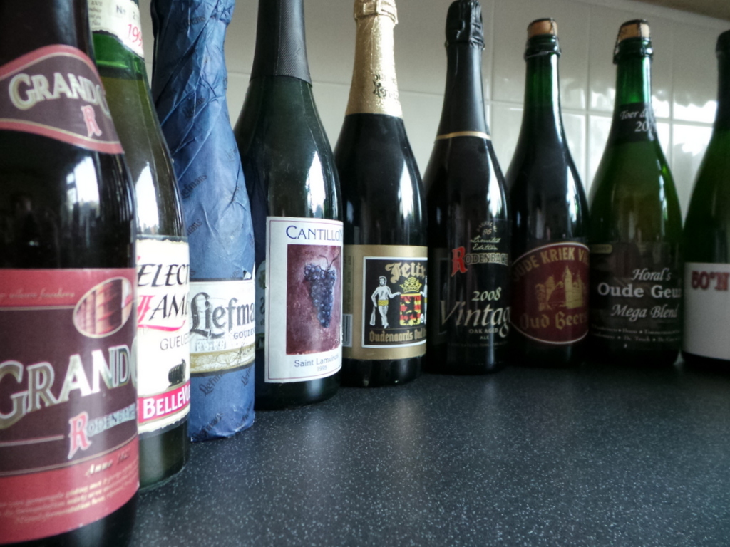 Beers on the Wild Side: The Fall and Rise of Sour Brews