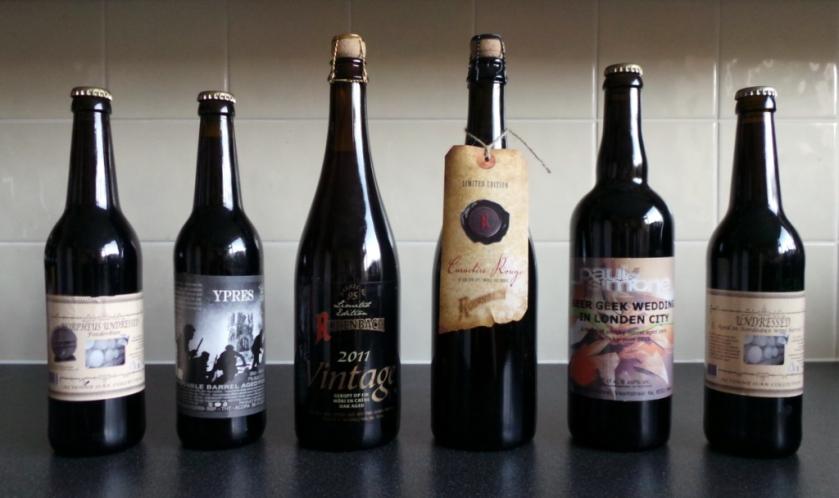 Oud bruins & Flemish reds