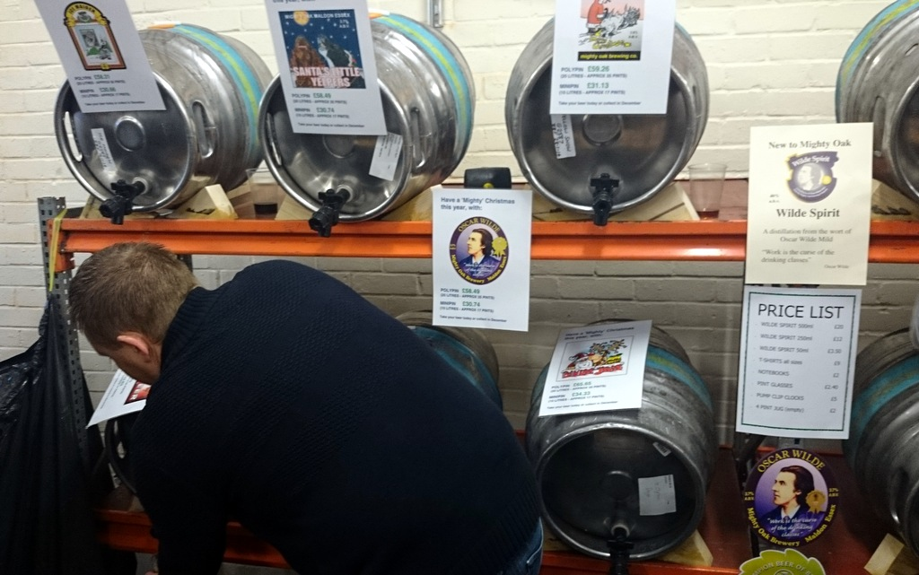 Mighty Oak: Free Beer and the Spirit of Oscar Wilde(Mild)