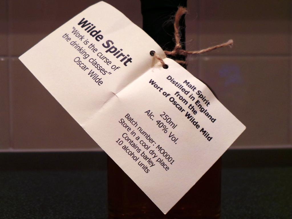 12 Drams of Christmas #2: Mighty Oak WildeSpirit