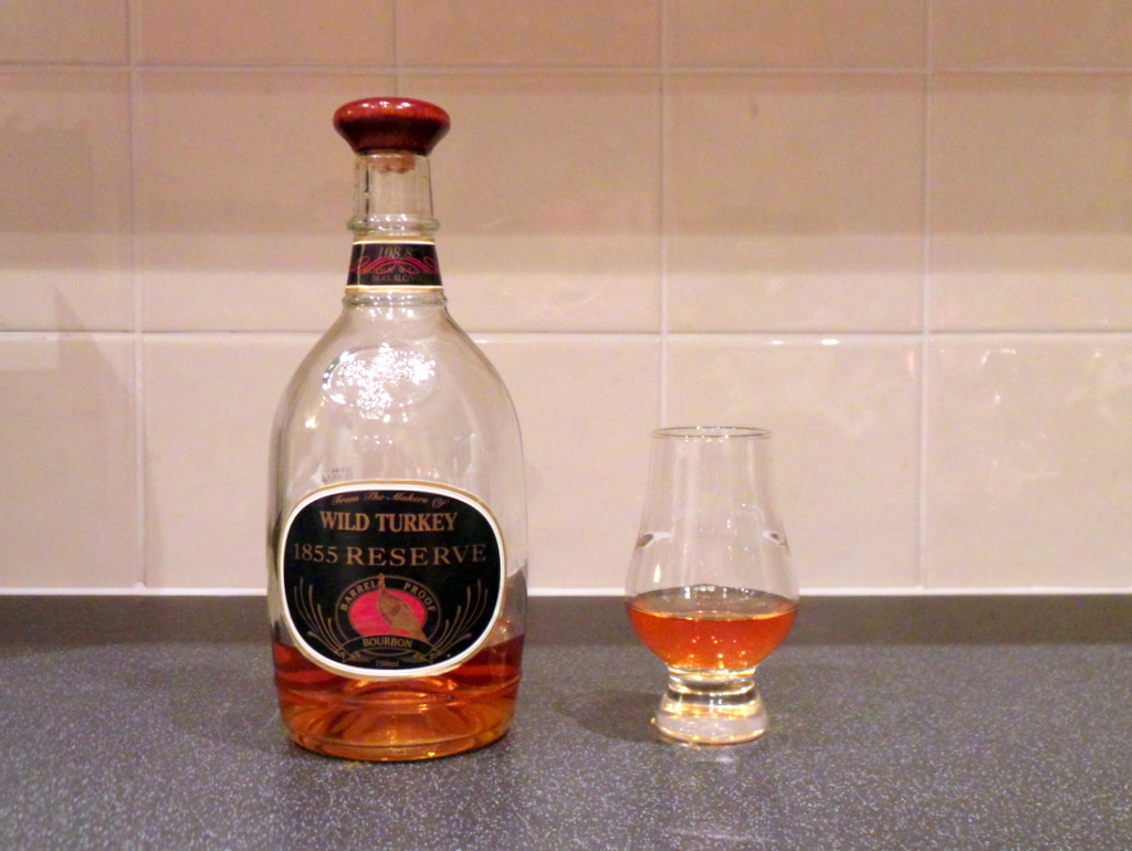 12 Drams of Christmas #8: Wild Turkey 1855 Reserve