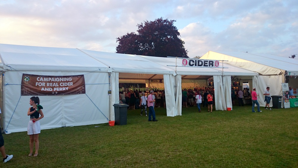 Six Counties cider in England's newest city