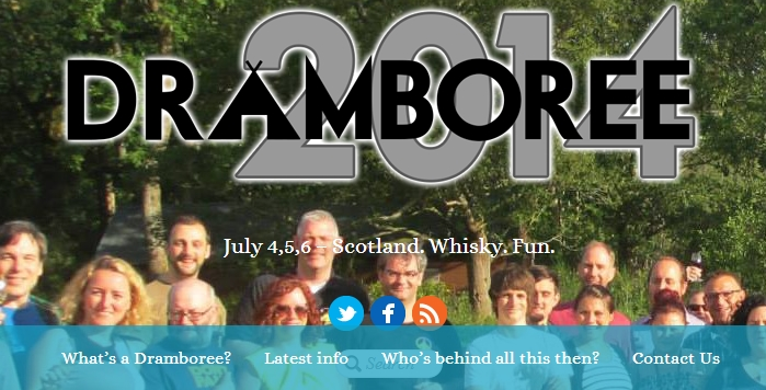Dramboree 2014: Whisky Revelations & Resolutions