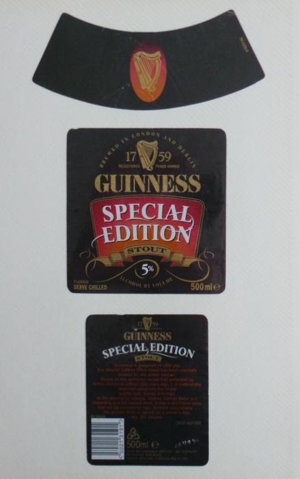 Seasonal Guinness