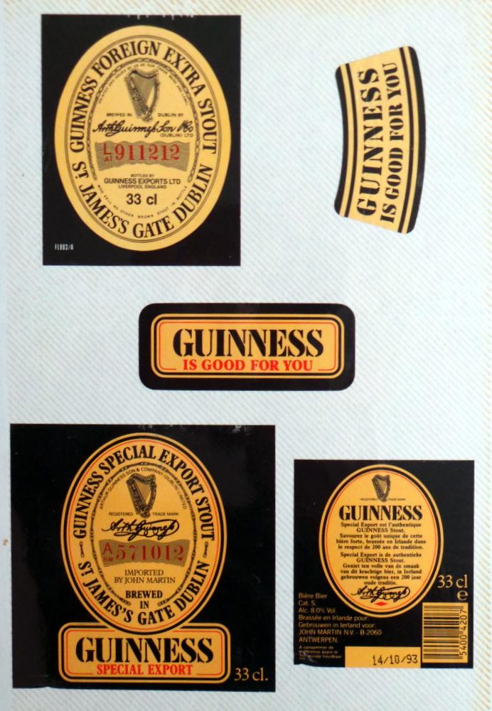Export Guinness FES
